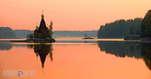 Шедевры русской природы